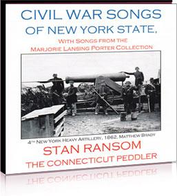 CIVIL WAR SONGS OF NYS